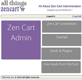 All about Zen Cart